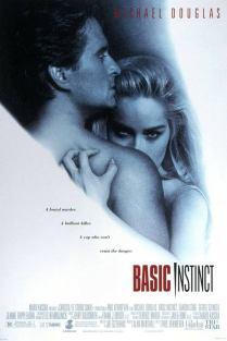 movie poster Basic Instinct