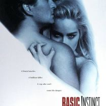 movie poster Basic Instinct