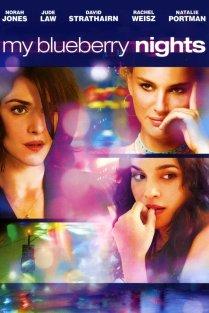Movie poster My blueberry nights